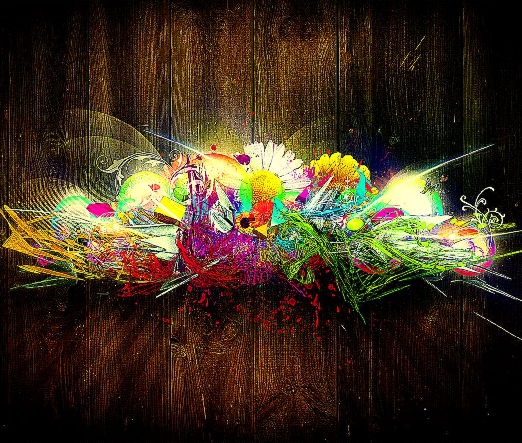 Colorful Abstract Hd Backgrounds