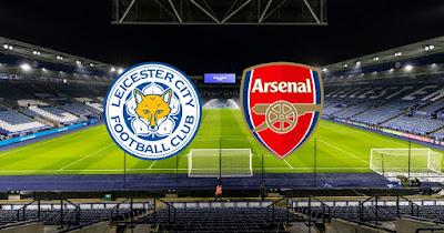 مشاهدة مباراة ارسنال ضد ليستر سيتي 25-10-2020 بث مباشر في الدوري الانجليزي