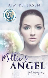 Millie's Angel - a family saga of magical realism by Kim Petersen