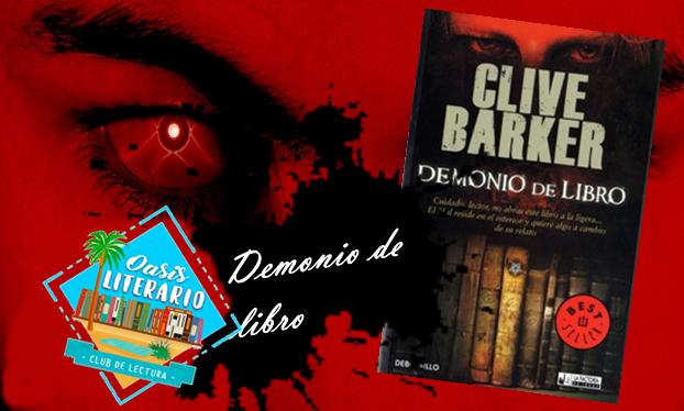 Oasis Literario Lectura Conjunta Demonio De Libro De Clive Barker