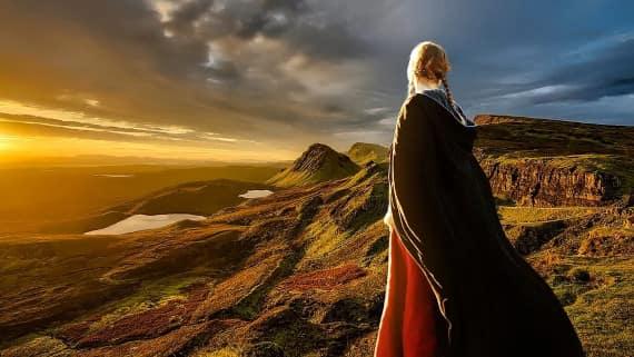 高原の魔女