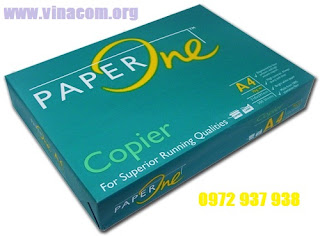 giay paper one a4 70gsm