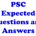 kerala psc questions | Civil Police officer | Comapny Board Assistant Exam Questions and Answer Key
