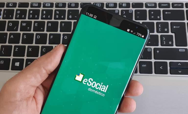 aplicativo e-social doméstico