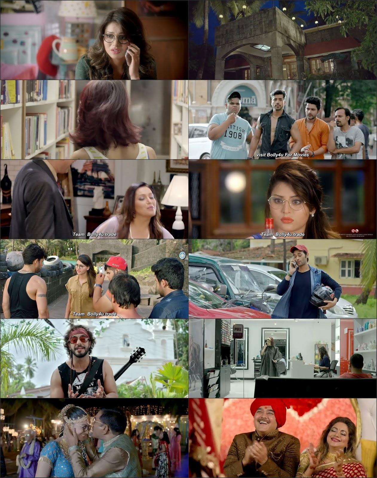 Virgin Bhanupriya 2020 WEB-DL 300Mb Hindi Movie Download 480p