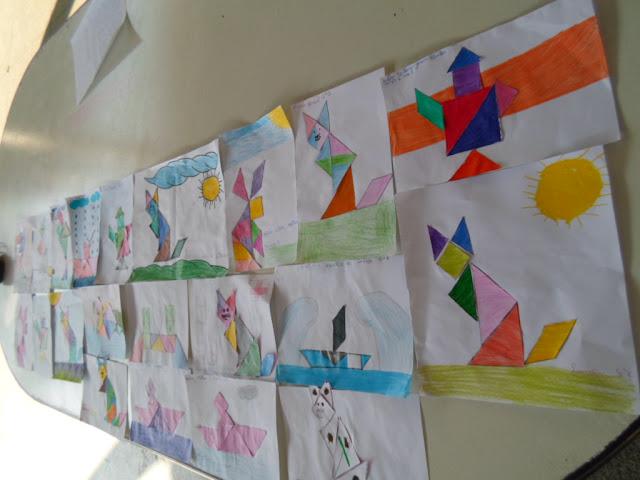 Desafios da Matemática, o projeto que une tangram e cálculos