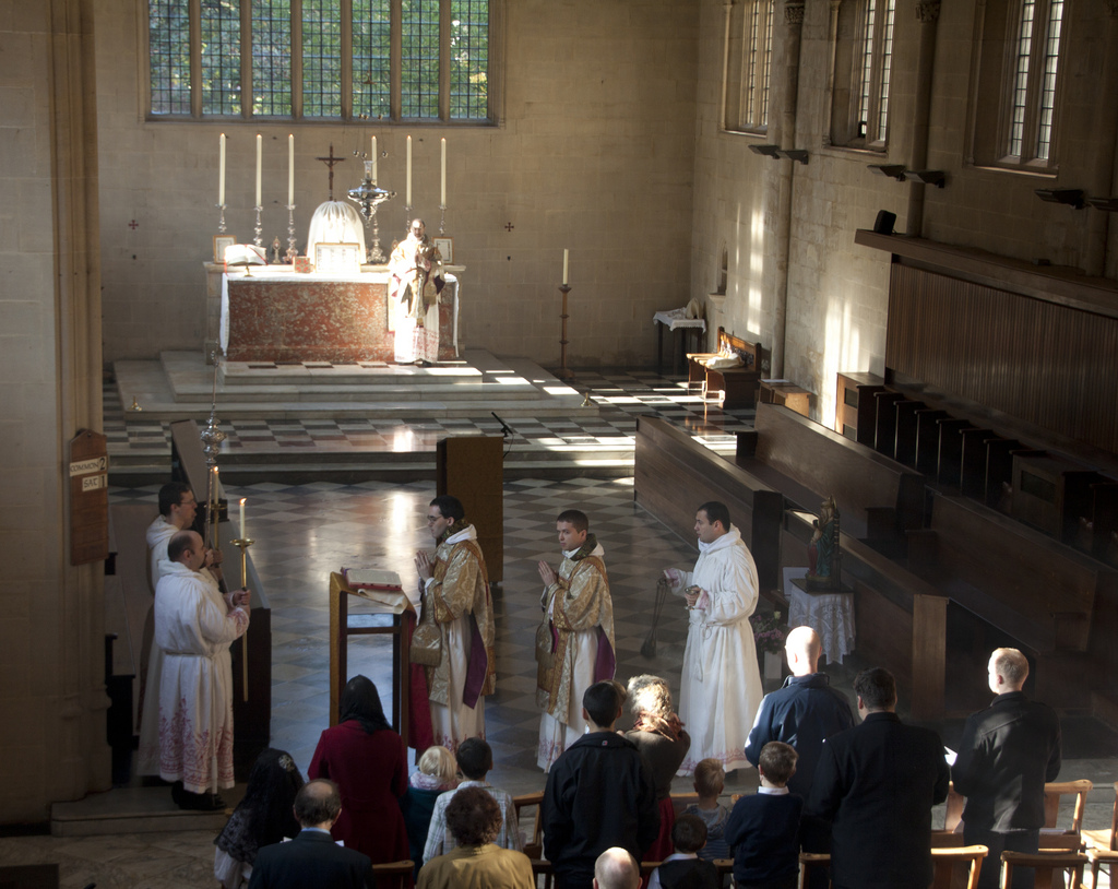 New Liturgical Movement: October 2011