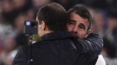 Memilih Keluarga Barzagli Mundur Dari Tim Pelatih Juventus