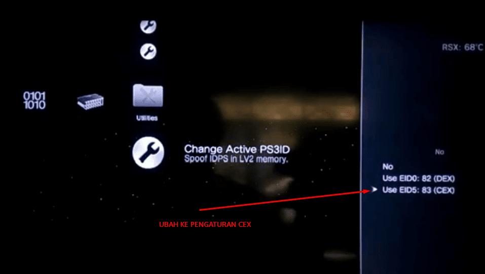 Cara Main Online PS3 CFW Aman Tanpa Update Firmware