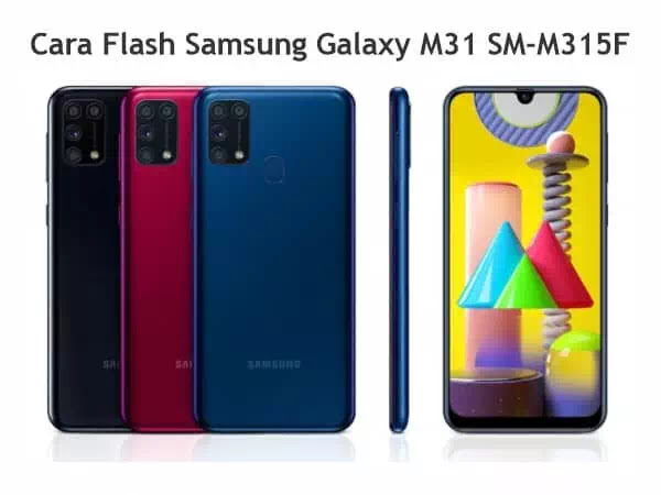 Flash Samsung Galaxy M31