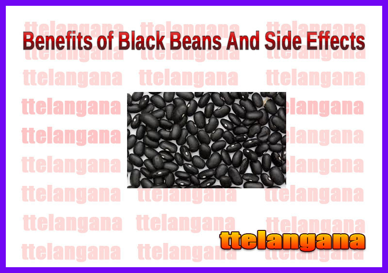 Benefits of Black Beans And Side Effects