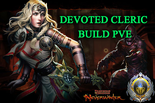 Devoted Cleric Build PVE - Charkleons.com