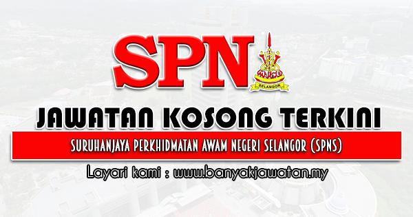 Jawatan Kosong 2021 di Suruhanjaya Perkhidmatan Awam Negeri Selangor (SPNS)