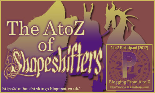 AtoZ2017 - P is for James Potter & Paul #AtoZChallenge