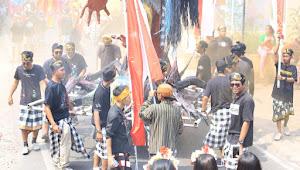USUNG BUDAYA BALI DIGELARAN FESTIVAL KLEPON-SRABI