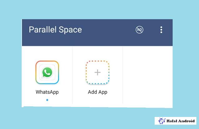 Aplikasi WA Suadh Ditambahkan ke Parallel Space