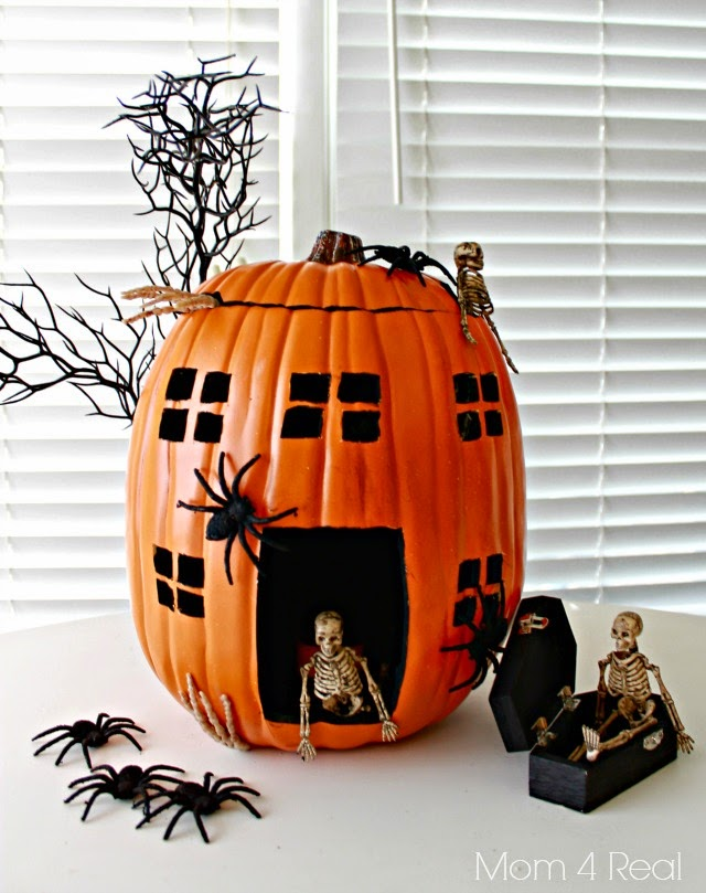 http://www.mom4real.com/pumpkin-decorating-ideas-using-foam-pumpkins-funkins/