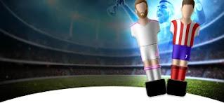 Luckia promo Real Madrid vs Atletico 12-12-2020
