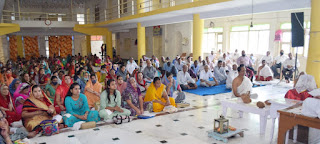 श्री राजेन्द्रसूरि गुरुपद आराधना द्वितीय दिन