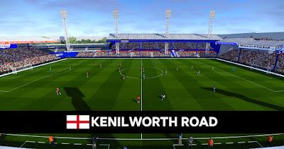 PES 2020 Stadium Kenilworth Road