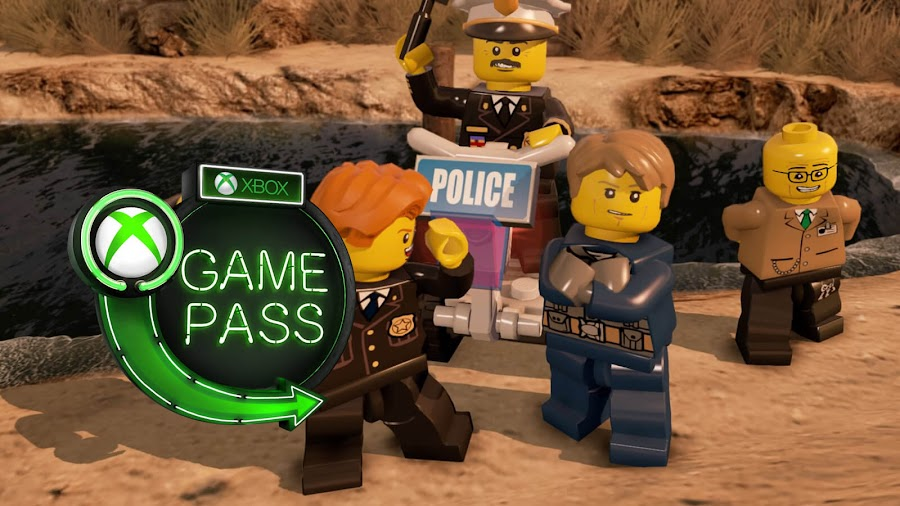 xbox game pass 2019 lego city undercover xb1