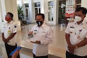 Tak Kenal Lelah, Pjs. Agus Fatoni Terus Gelorakan Ketentraman dan Ketertiban Serta Prokes Jelang Pilkada dan Ditengah Pandemi Covid - 19