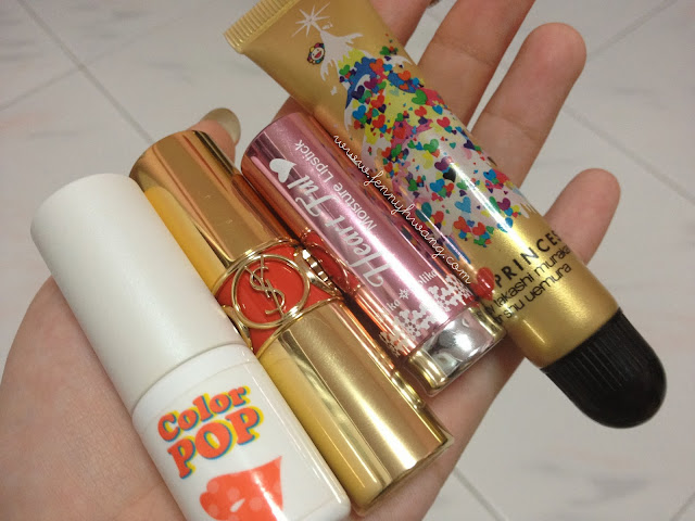15bf18e18c The Etude House Color Pop series was my favourite ever collection from them  because there are many orange-coral shades! I was sent this lip tint in a  pink ...