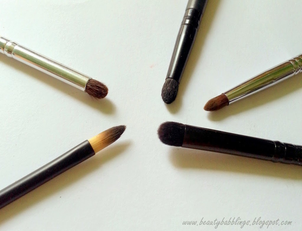 Sigma Synthetic Brushes Vs Natural