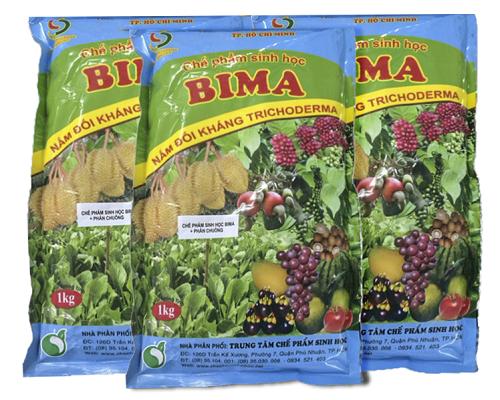 Chế phẩm nấm đối kháng Trichoderma - BIMA