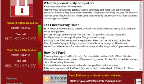 WannaCry/WannaCrypt