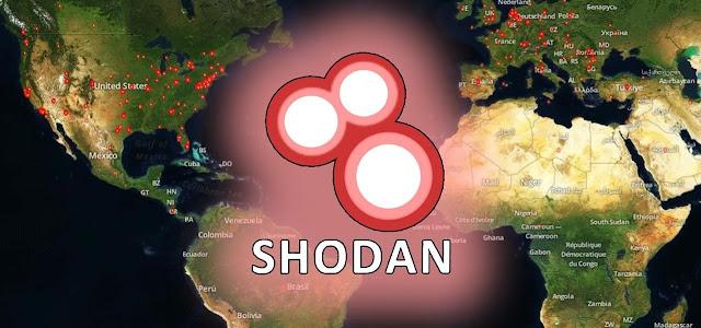شرح عمل OSINT عن طريق SHODAN
