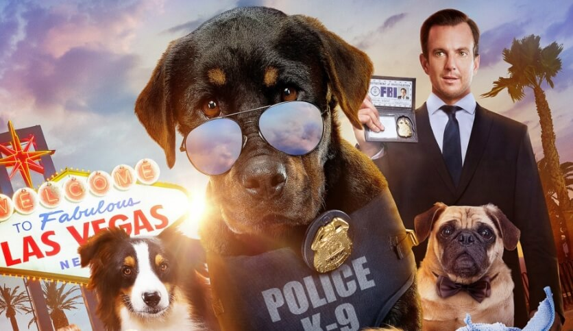 Movies about police dogs