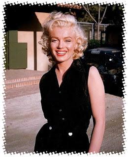 Marilyn Monroe fashion style
