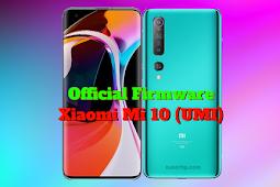 Firmware Xiaomi Mi10 (UMI)