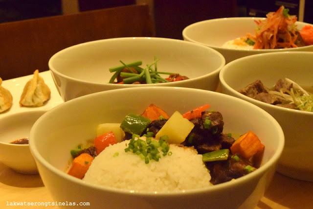 MIAN RESTAURANT AT MARRIOTT: A FEAST ON BOWLS