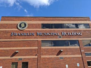 Franklin, MA: Board of Health - Agenda - Arpil 27, 2020