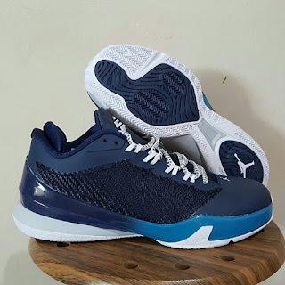 Sepatu Basket Jordan CP3 VIII Navy, toko sepatu basket , jual sepatu basket , jual sepatu basket , harga jordan cp3, jordan cp3 VIII