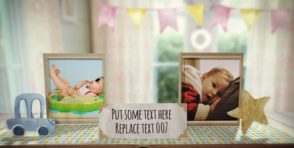 Projects - Motion Array - Baby Pop-up Photo Album - 356639 [AEP]