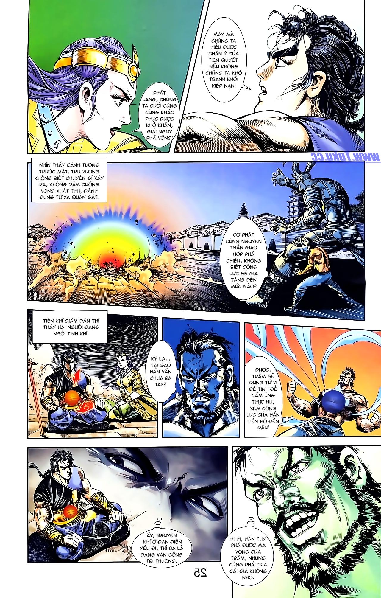 Cơ Phát Khai Chu Bản chapter 162 trang 5