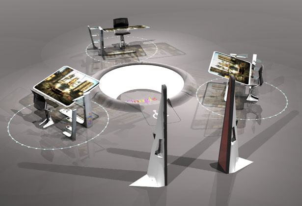 Workstation Virtual Office