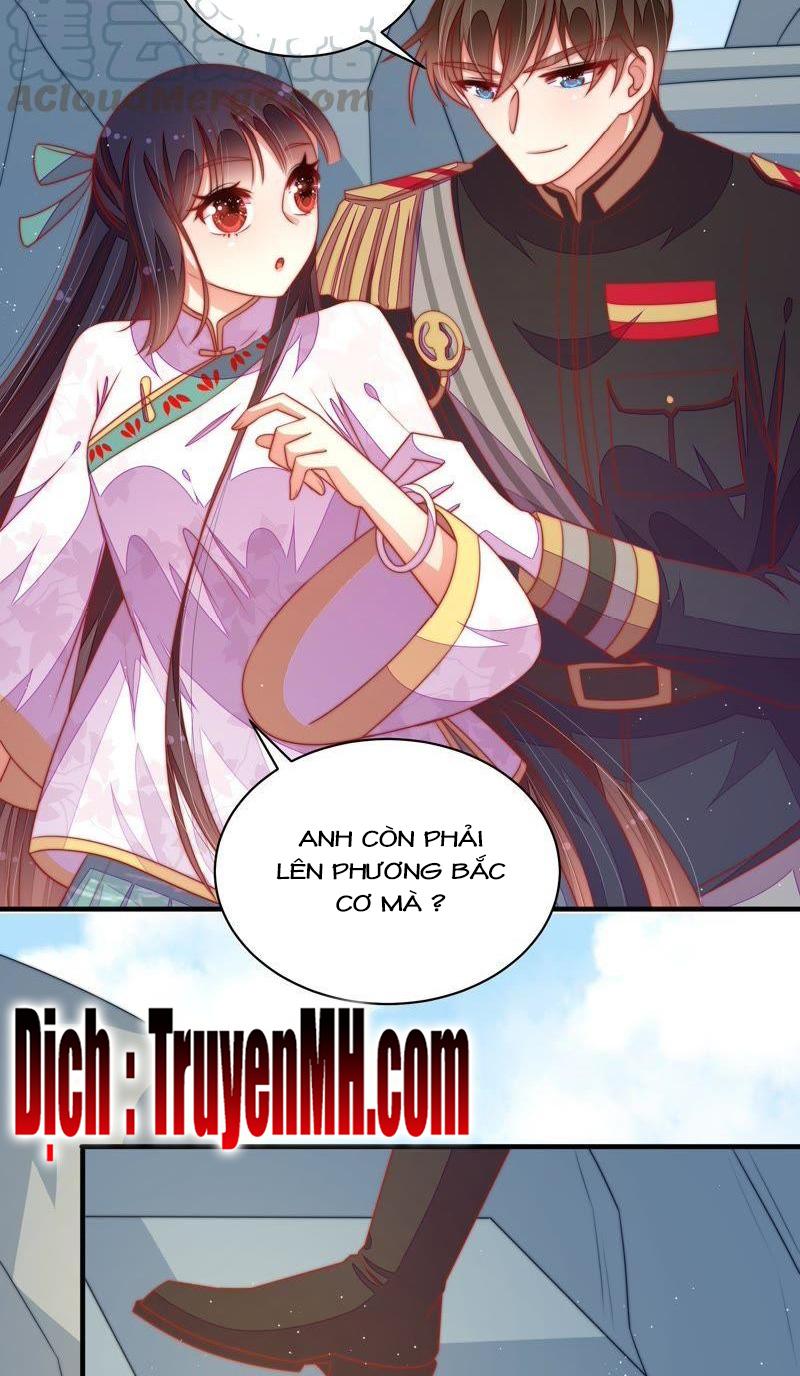 Ngày Nào Thiếu Soái Cũng Ghen Chap 211