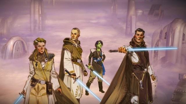 Star Wars: The High Republic/Lucasfilm/Reprodução