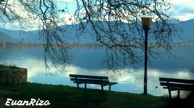 Καστοριά, γύρος της λίμνης σε βίντεο.