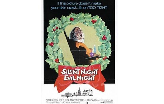 Silent Night, Evil Night-1974-poster
