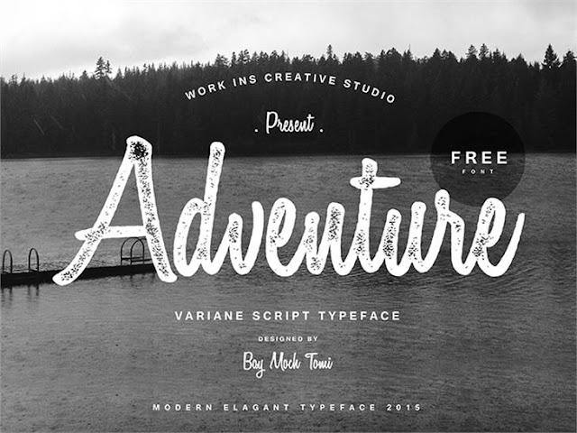 15 fuentes vintage gratis para descargar