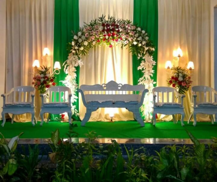 Citra Ayu Wedding Dekorasi Pelaminan Minimalis Modern Murah