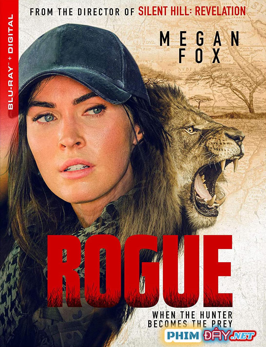 Biệt Đội Săn Mồi - Rogue (2020)