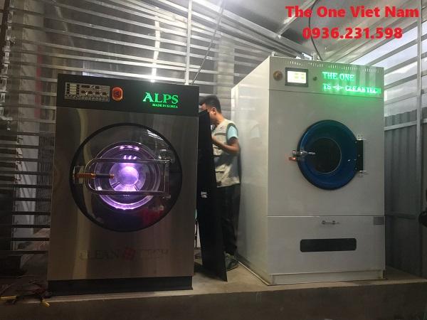 Máy giặt công nghiệp cho nhà hàng
