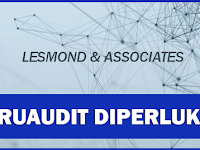 Jawatan Kosong Juruaudit di Lesmond & Associates