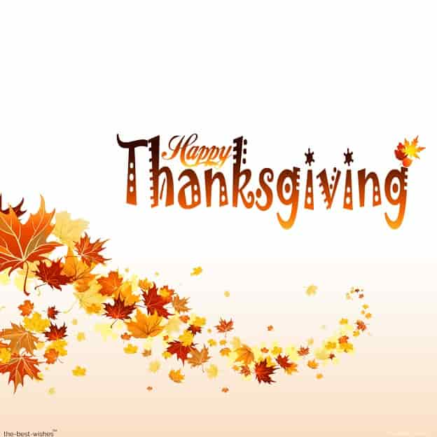 thanksgiving good wishes